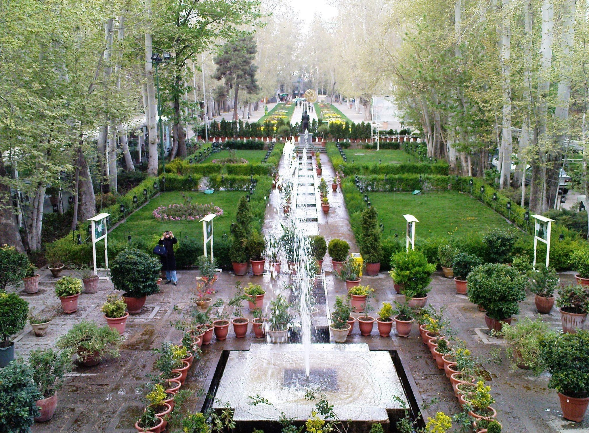Image result for باغ فردوس