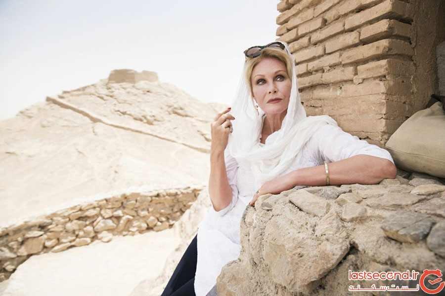 ماجراجویی در جاده ابریشم؛ مستندی جدید از جوانا لاملی