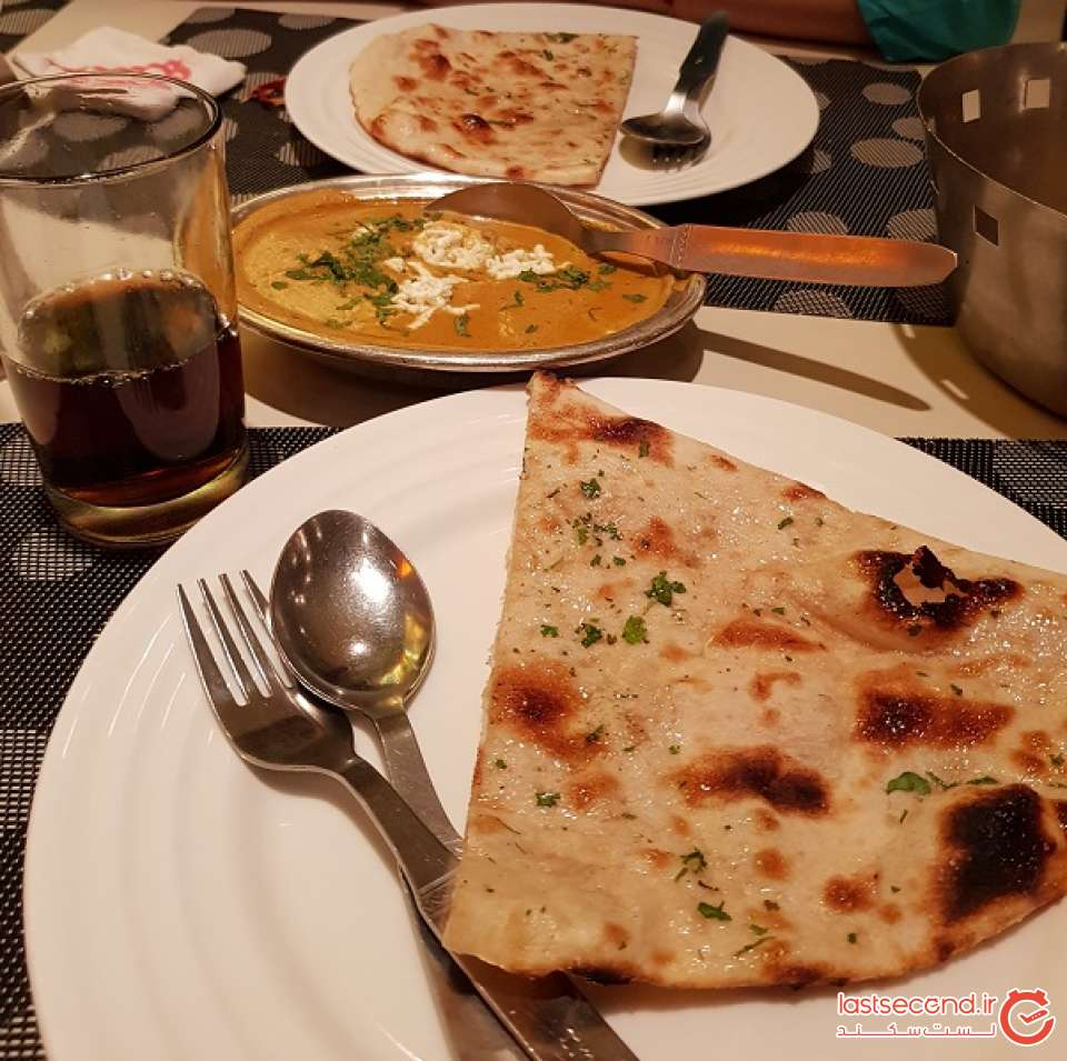 غذای هندی Bapu