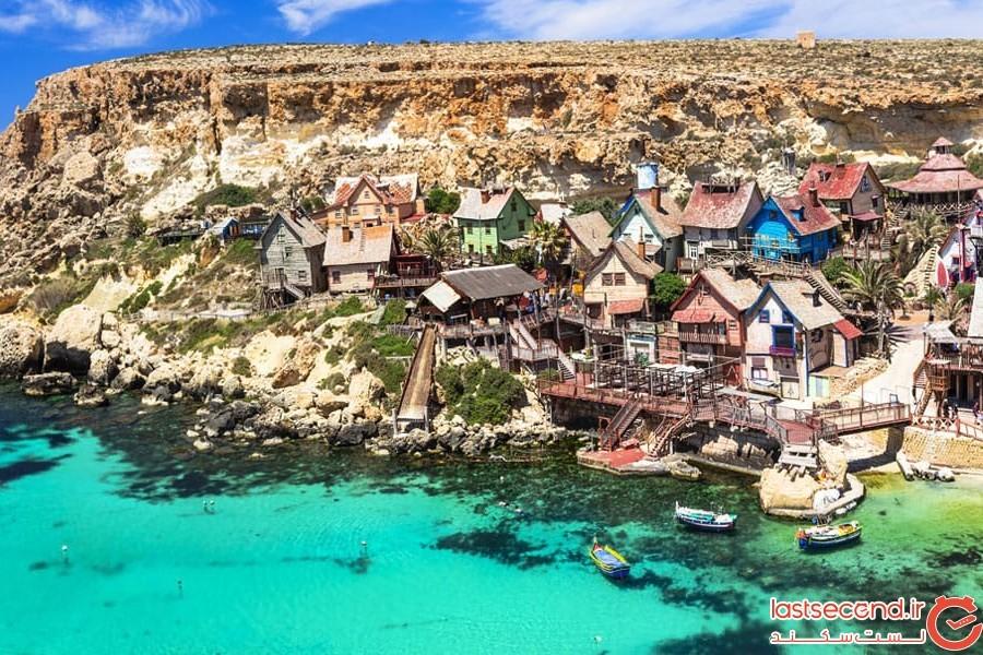 روستای پاپای در مالت