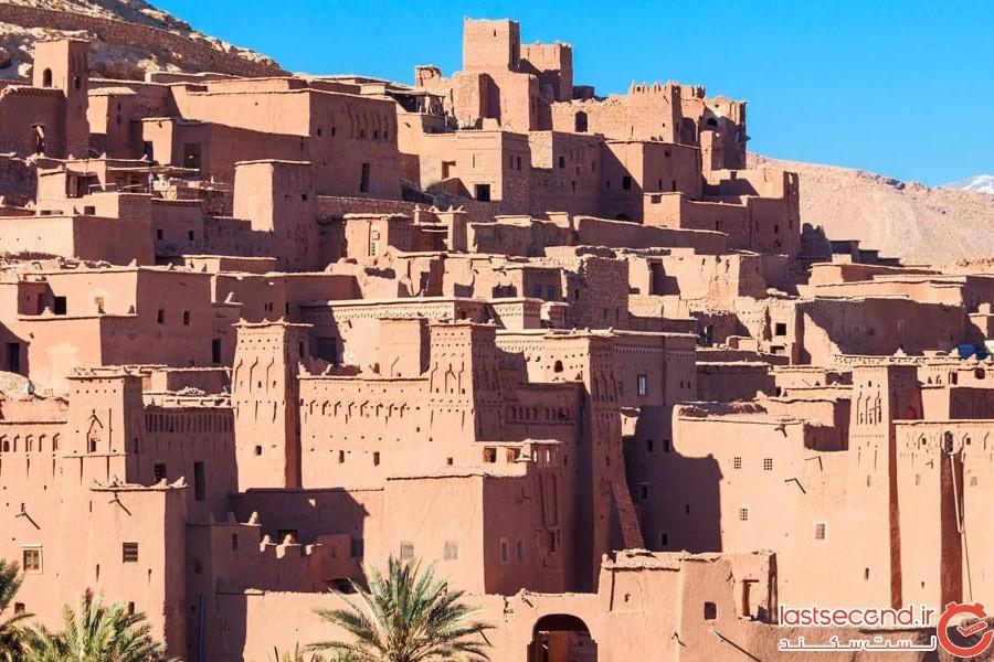 آیت ابن حدو در مراکش