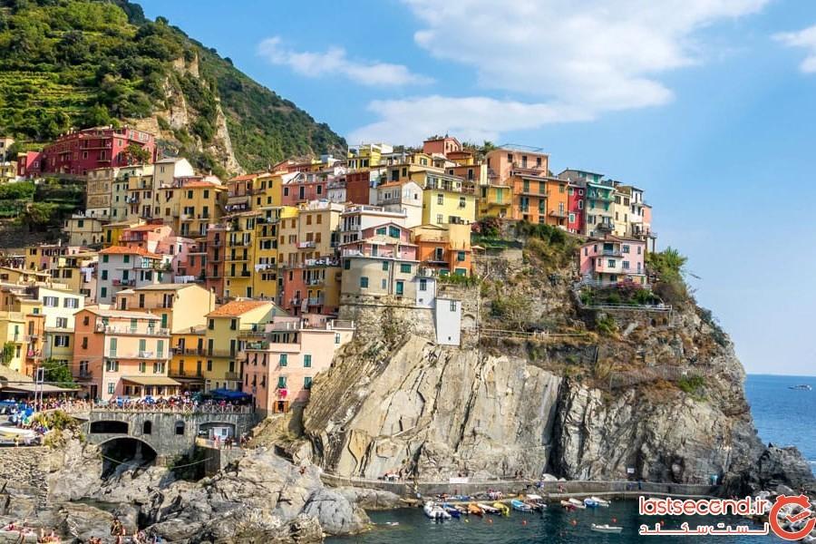 چینکو تره در ایتالیا