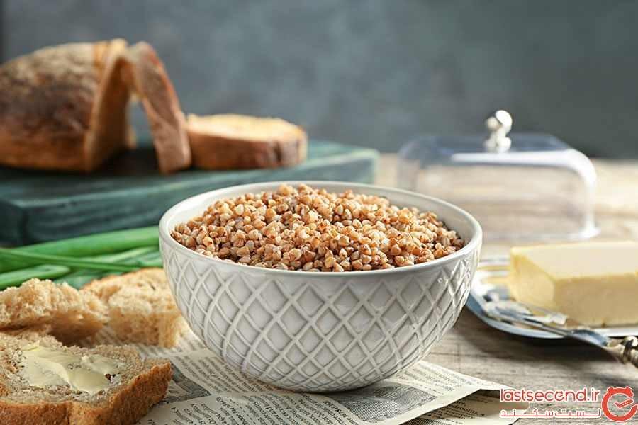 باکویت (Buckwheat)، گندم سیاه