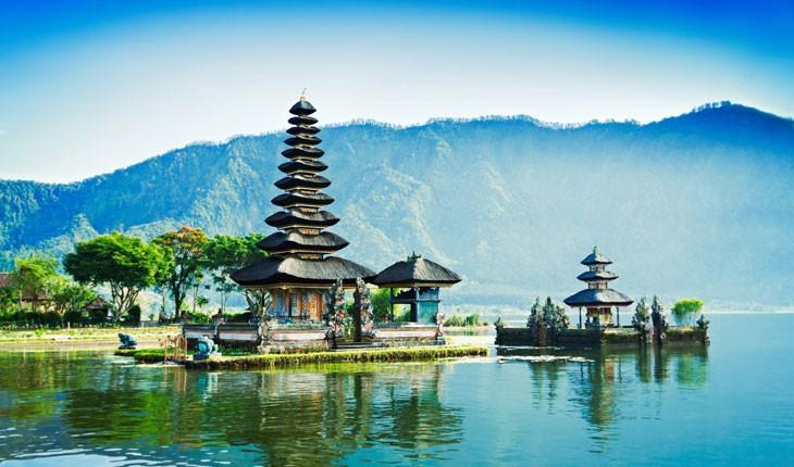 ۱۰ معبد شگفت انگیز در بالی اندونزی
