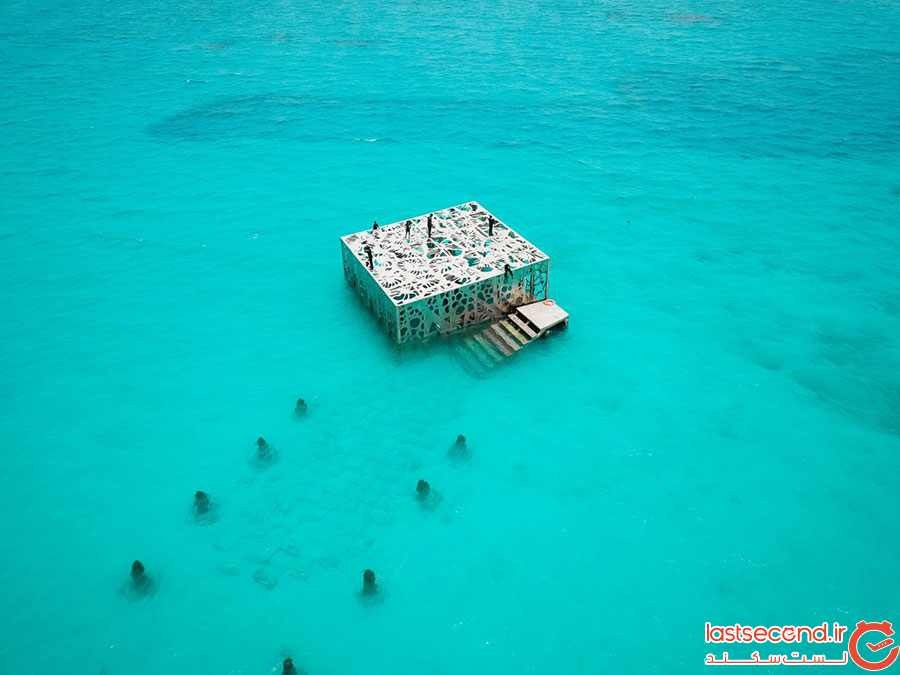 تخریب مجسمه ها در مالدیو به دستور دولت