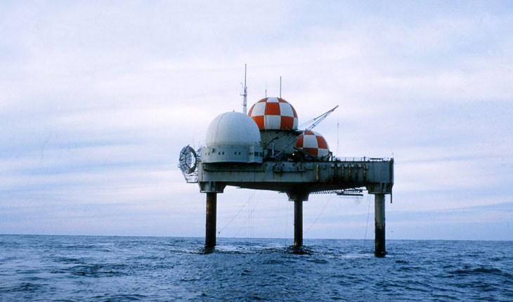 برج های دریایی متروکه و عجیب در سراسر دنیا