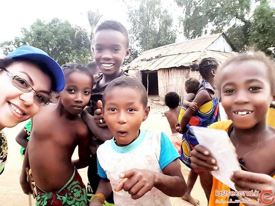 ماداگاسکار سرزمین پر رمز و راز