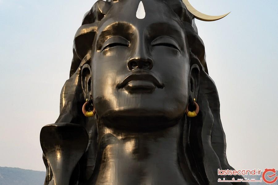 مجسمه شیوا هند