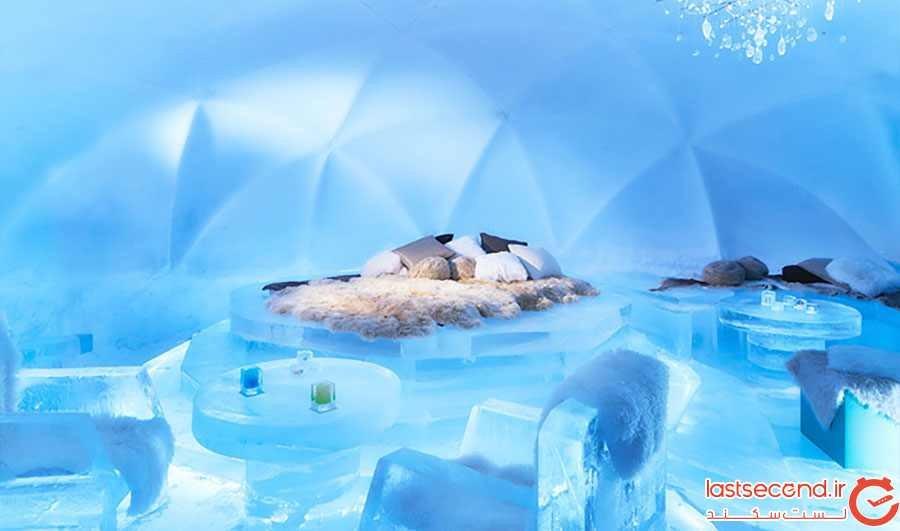هتل یخی ژاپن
