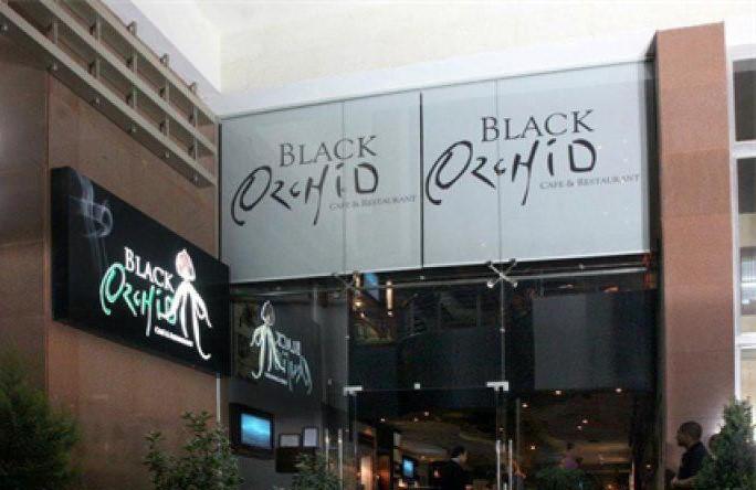 رستوران ارکید سیاه