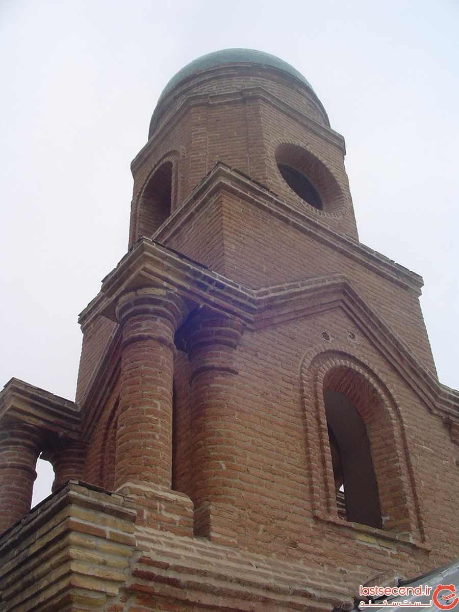 کلیسای کانتور قزوین