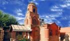کلیسای کانتور، یادگار جنگ جهانی در میانه قزوین