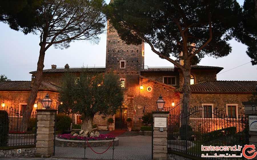 Castello della Castelluccia؛ رم