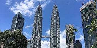 لمس چین و هند در مالزی؛ یک تیر و سه نشان
