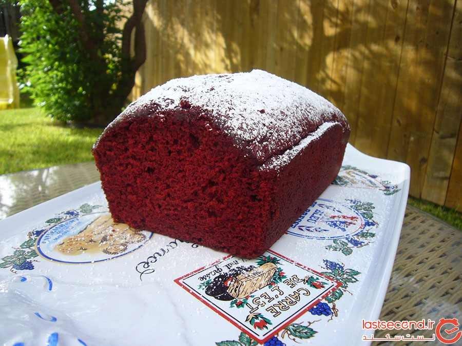 عجیب ترین نان های دنیا