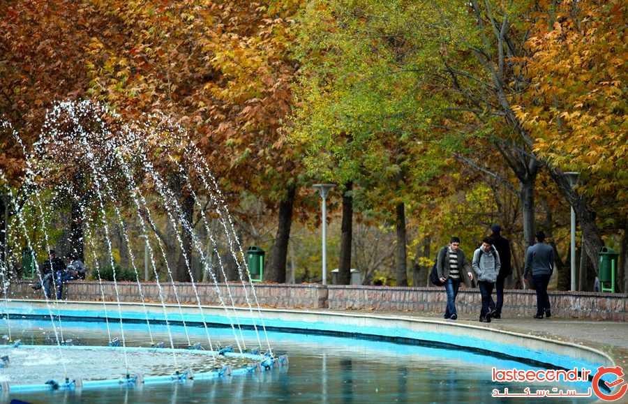 پارک ملت (بوستان ملت(