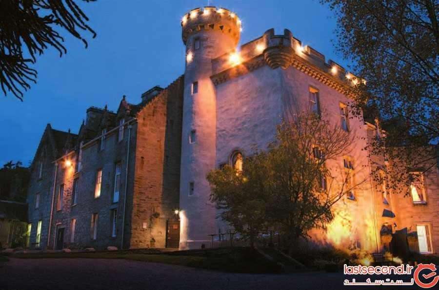 قلعه Tulloch؛ اسکاتلند