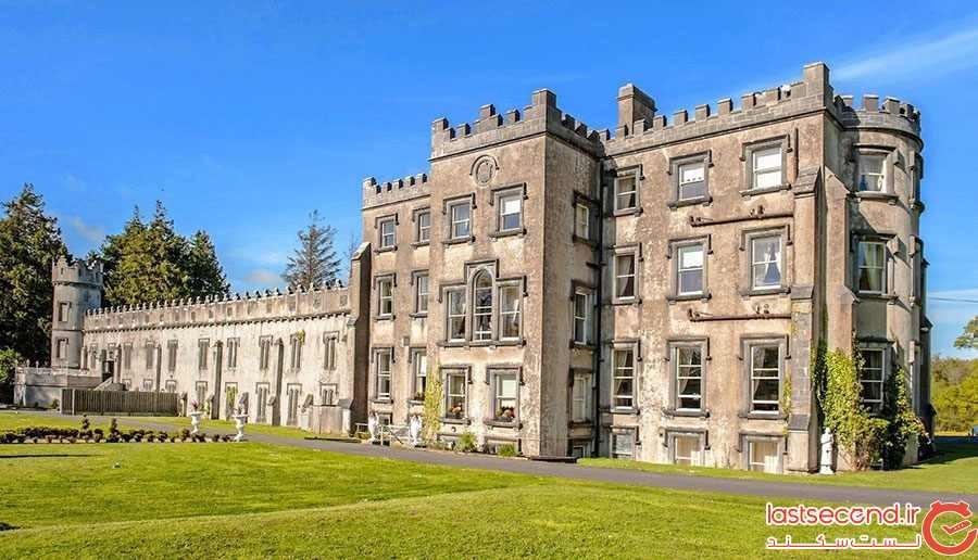 قلعه بالیسید (Ballyseede)؛ ایرلند