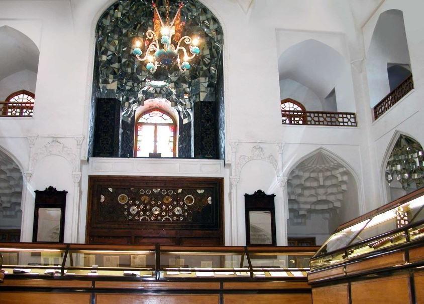 موزه کتابت و قرآن تبریز