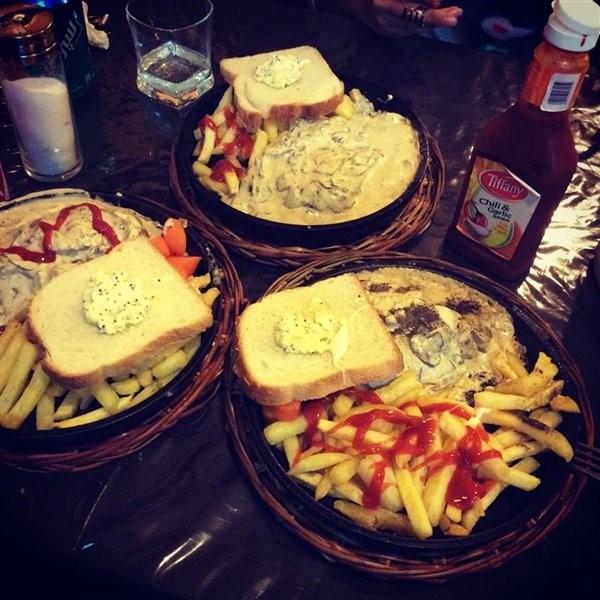 رستوران پاستا