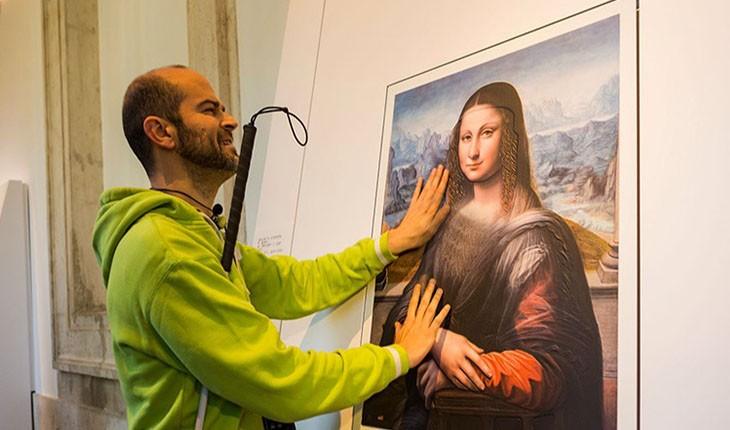 موزه مخصوص نابینایان در مادرید و تهران