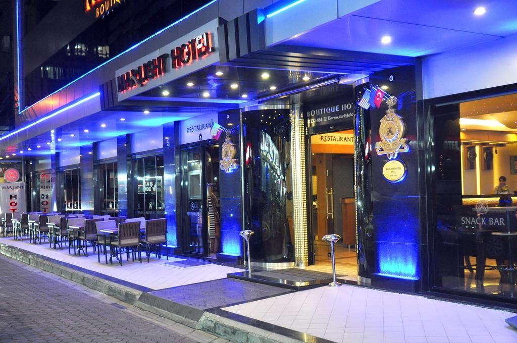 هتل مارلایت بوتیک