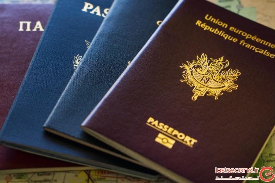 این کشورها در ازای پول پاسپورت دوم می دهند