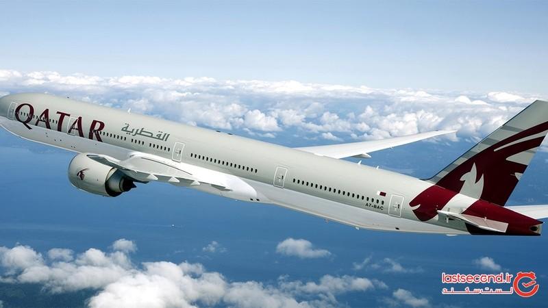 طولانی ترین مسیرهای پروازی جهان