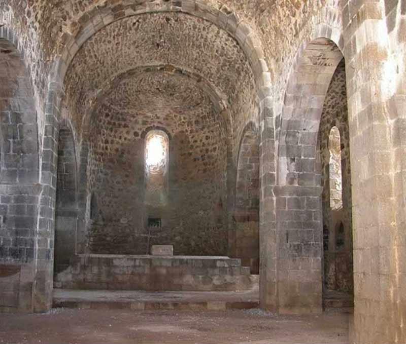 کلیسای موجومبار (کلیسای سنت هریپ سیمه)
