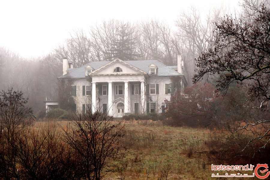 خانه و باغ Selma در ویرجینیا
