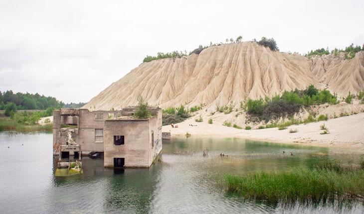 زندان زیر آبی استونی