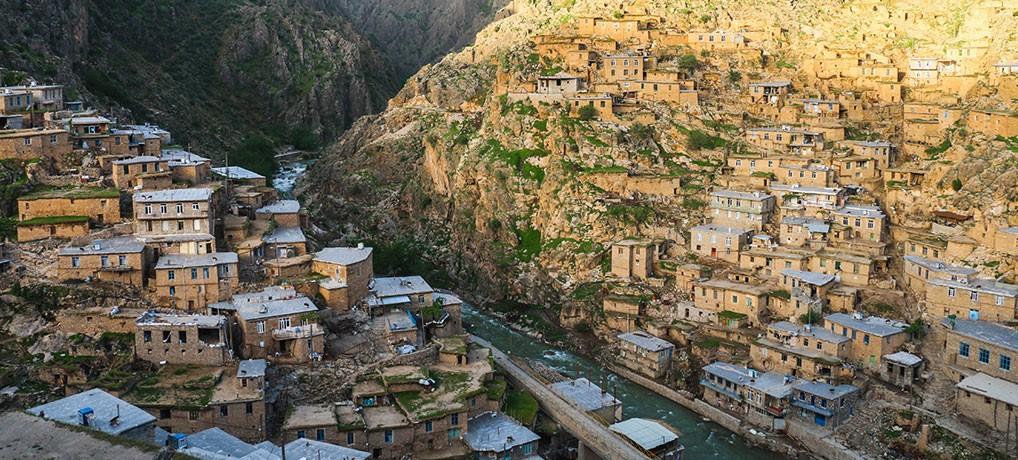 پالنگان بهشت حقیقی در کردستان
