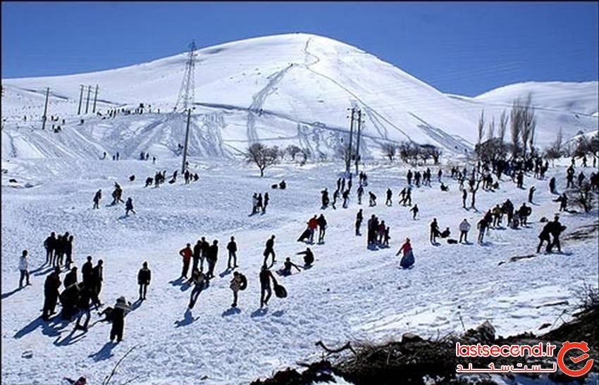 کوه آبیدر سنندج