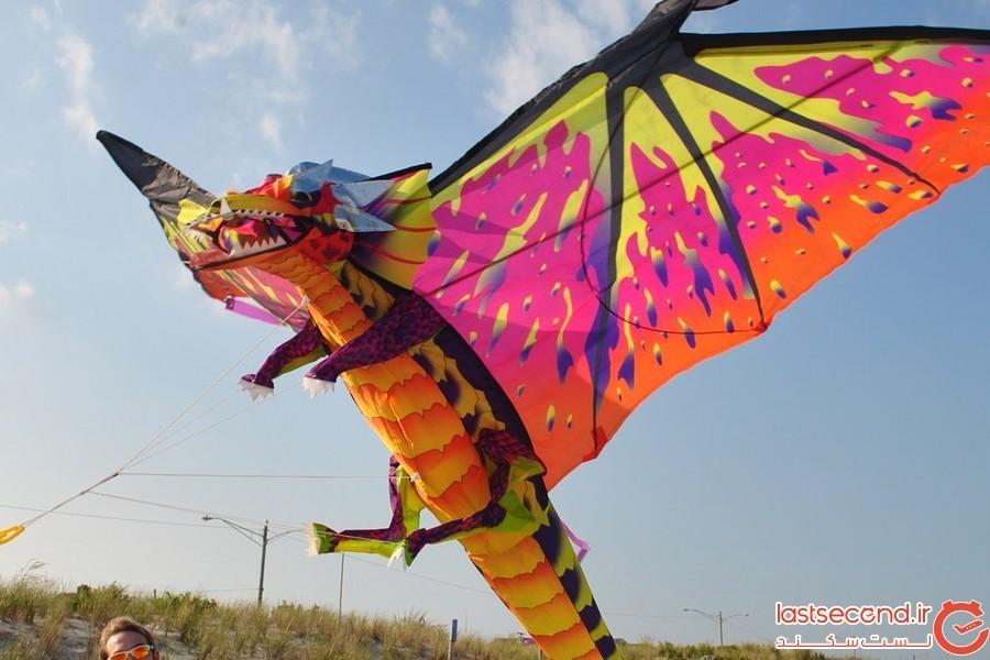 فستیوال بین المللی ویفانگ در چین