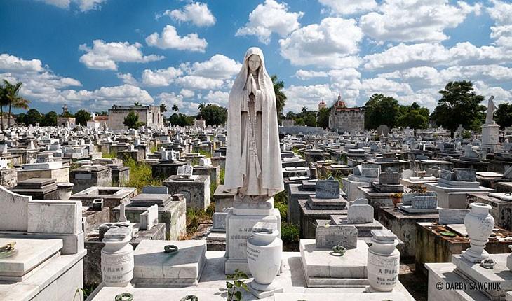قبرستان عجیب هاوانا