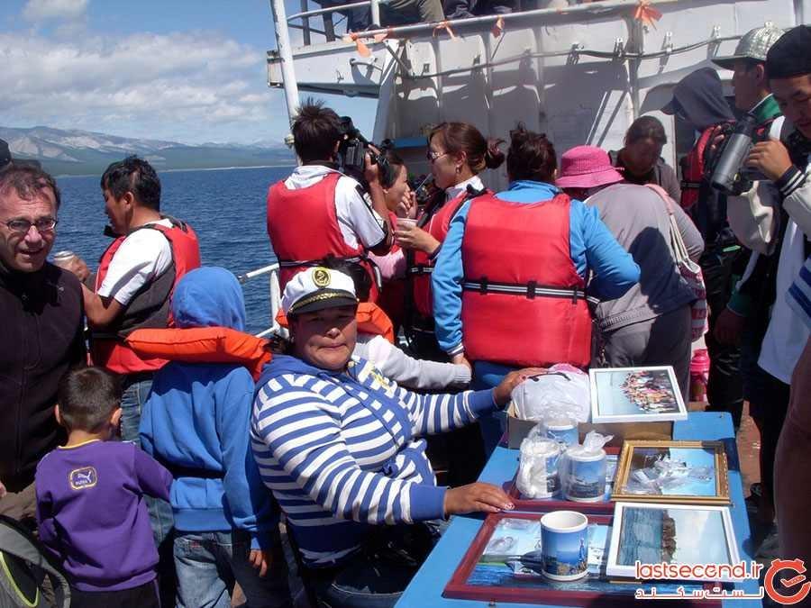 مغولستان، کشوری محصور در خشکی که نیروی دریایی دارد