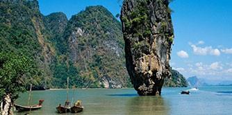 در سرزمین لبخند (سفرنامه بانکوک و پوکت)