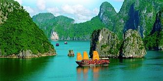 سفرنامه ویتنام، شهر های : هوشی مینه، ناترانگ، هانوی و خلیج هالونگ