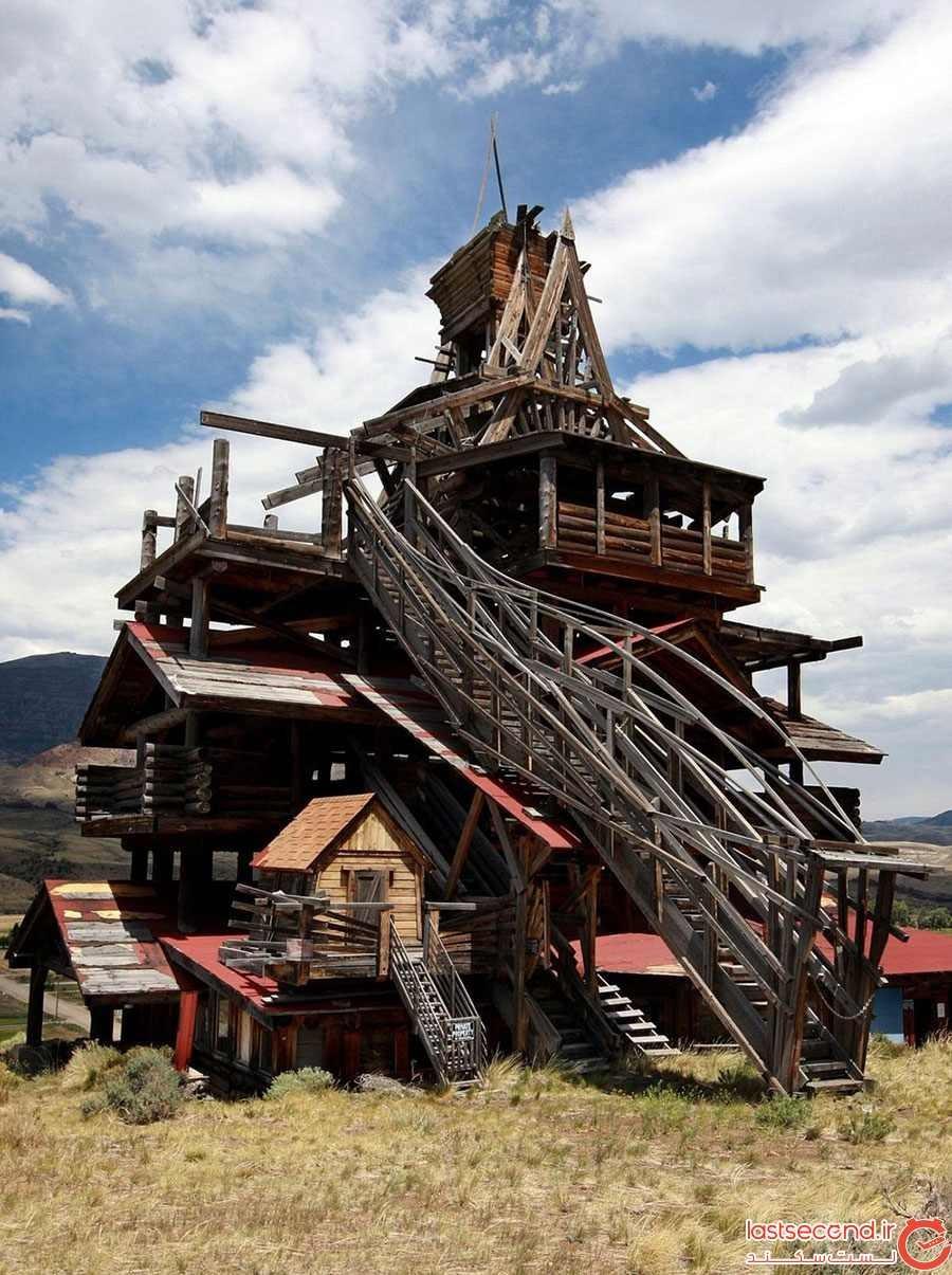 خانه ی اسمیت در آمریکا