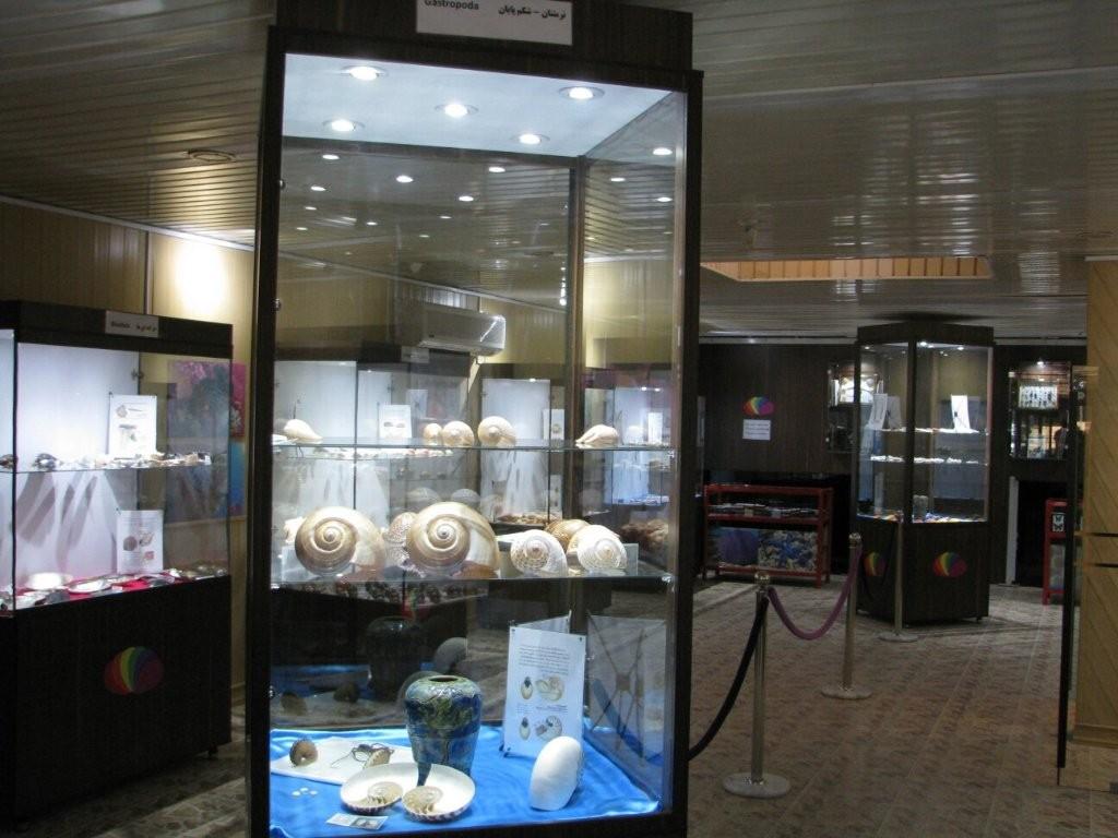 موزه صدف اصفهان