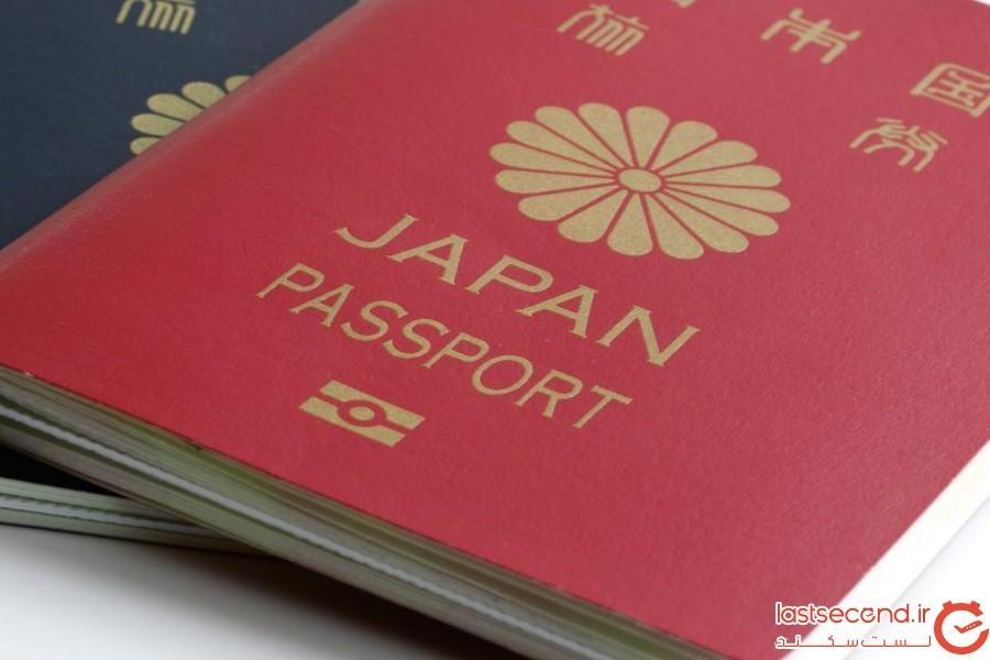 گذرنامه ژاپنی، معتبرترین در جهان