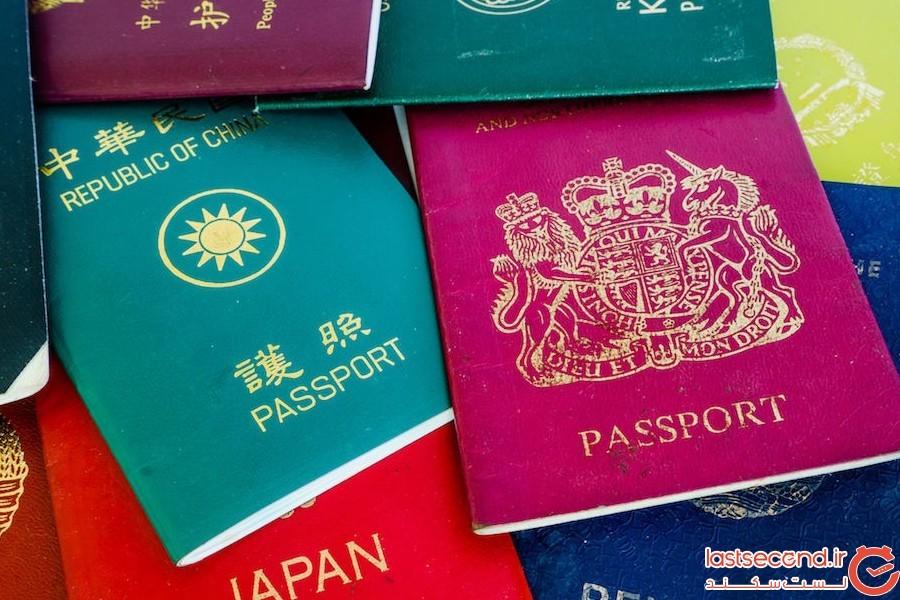 گذرنامه ژاپنی، معتبرترین در جهان / ایران در رتبه 98