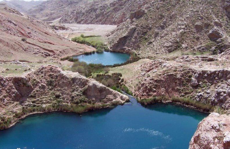چشمه آب گرم دلفان، نگین پنهان کوه های لرستان