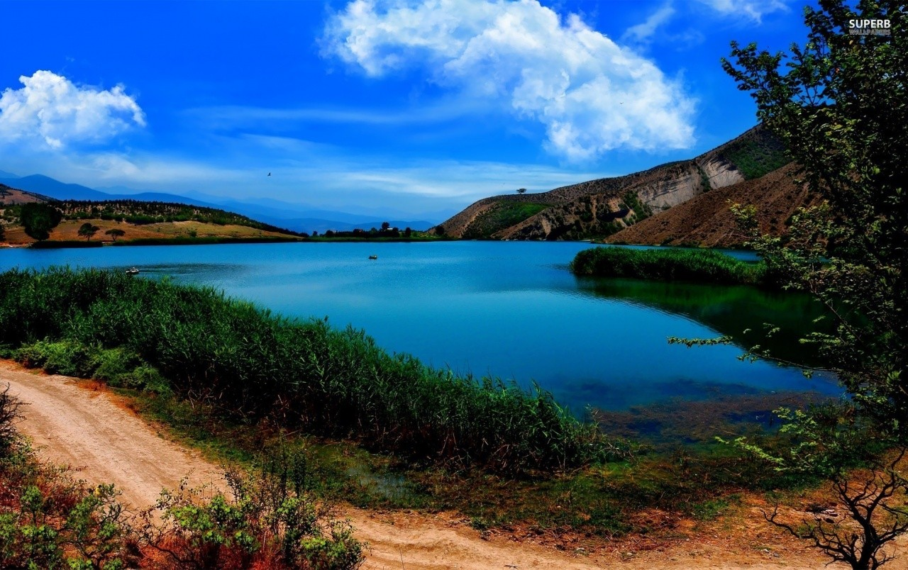 دریاچه ولشت شیرینی طبیعت مرزن آباد