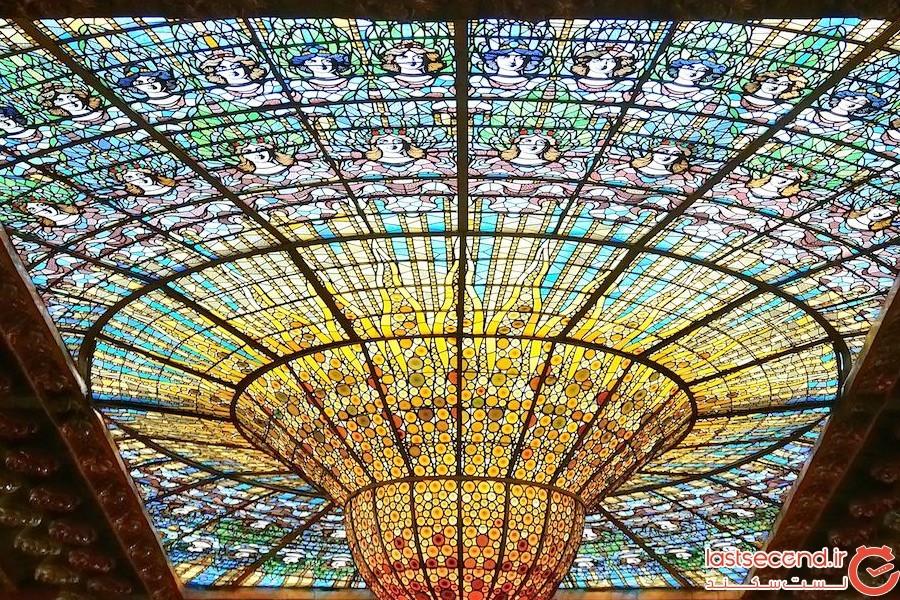 قصر موسیقی کاتالان
