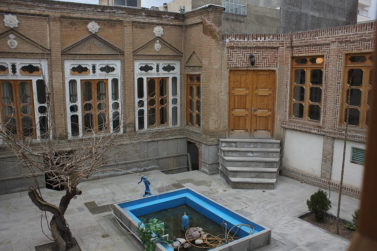 خانه هنرمندان تبریز