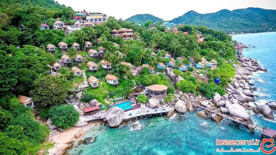 جزیره کوتائو تایلند