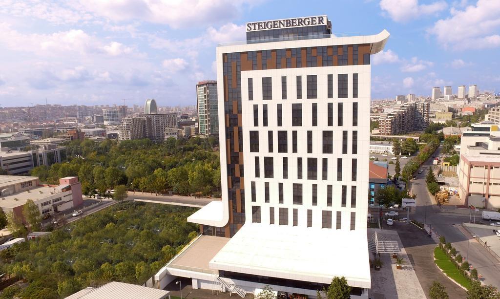 هتل استیگانبرگر ایرپرت استانبول