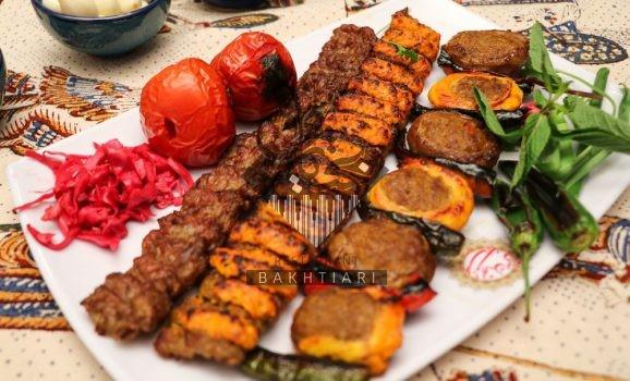 Bakhtiari Traditional Restaurant Aligudarz