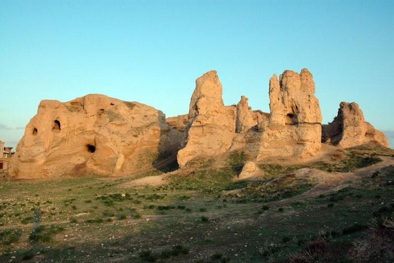 قلعه باستانی مرند